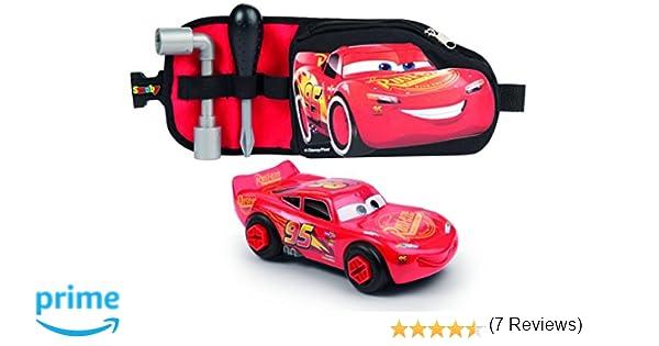 Smoby Cars 3 - Cinturón Herramientas y Coches 360150