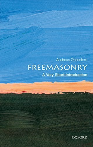 Freemasonry: A Very Short Introduction (Very Short Introductions)