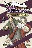 Miles Edgeworth: Ace Attorney Investigations 2, Kenji Kuroda and CAPCOM, 1935429981