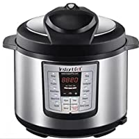 Ships 10/10 Instant Pot 6-qt Viva 9-in-1 Digital Pressure Cooker Deals