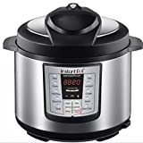 Kitchen & Housewares : Instant Pot Ip-lux60 Stainless Steel 6-quart 6-in-1 Multi-functional Pressure Cooker Ip-lux60 by Instant Pot