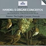 Handel: 5 Organ Concertos - The Cuckoo and the Nightingale /Preston · Pinnock