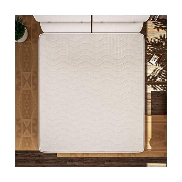 Baldiflex Materasso Matrimoniale Amazonia Top in Memory Foam 160x190 cm 3 spesavip