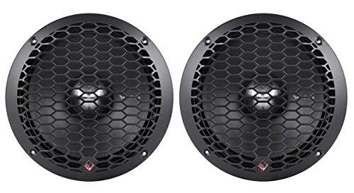 2-rockford-fosgate-pps4-8-8-4-ohm-car-audio-midrange-mid-bass-speakers