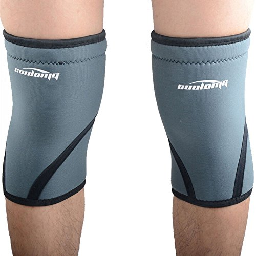 COOLOMG Prevention Compression Neoprene Powerlifting
