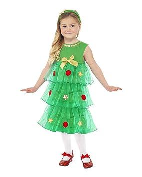 Horror-Shop Traje de la Navidad Niño S: Amazon.es: Juguetes ...