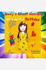 Jenny's Most Horribly, Wonderful Birthday Paperback
