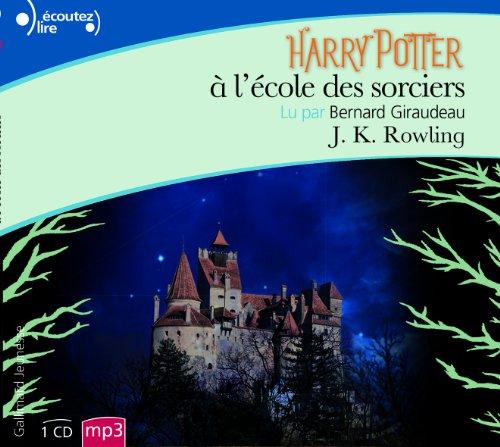 Harry Potter, I : Harry Potter à l'école des sorciers [Livre Audio (French Edition)