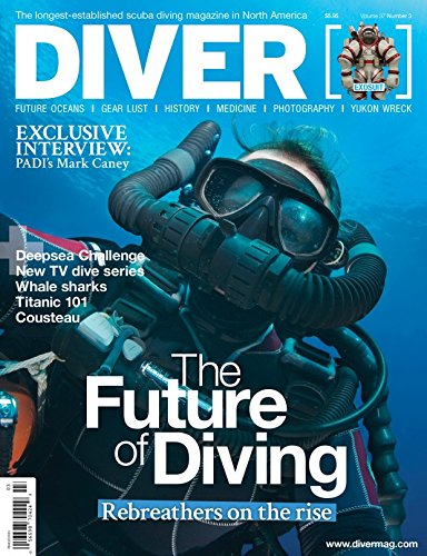 Diver Magazine by Seagraphic Publications Ltd