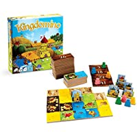 Blue Orange Games Kingdomino Award Winning Family...