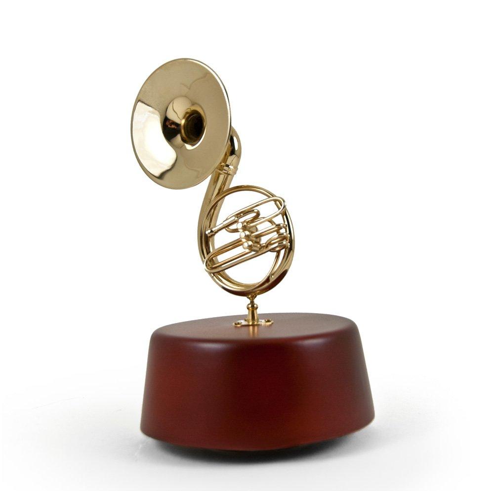 【保存版】 Amazing 18 Bells NoteミニチュアSousaphone You (チューバ) with Rotating Musical Rotating Base 10. All I Ask of You MBA-MS-MA10-Sousaphone B0754JPMNM 341. Silver Bells 341. Silver Bells, 鶴見区:54738481 --- arianechie.dominiotemporario.com