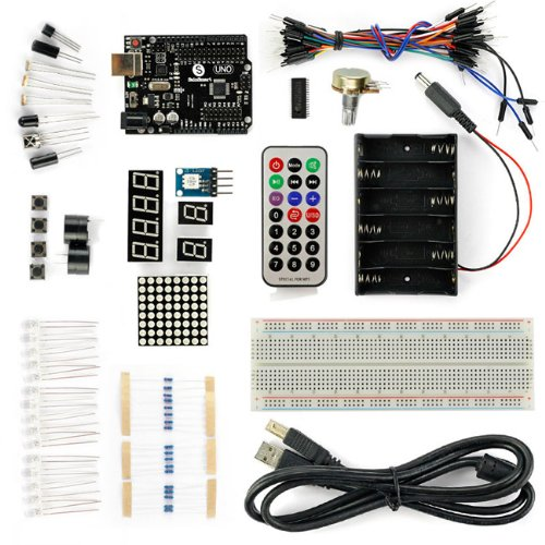 SainSmart MEGA328P AU Tutorial Projects Beginner