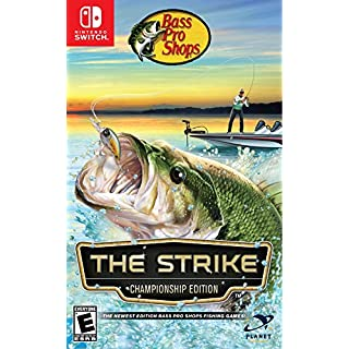 Bass Pro Shops: The Strike Championship Edition - Nintendo Switch