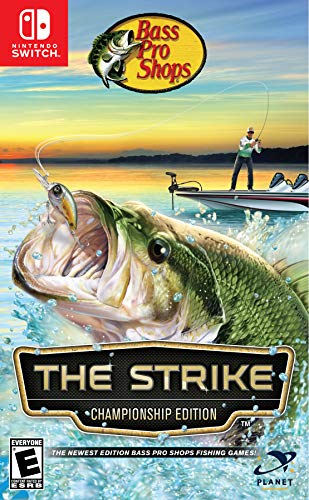 Bass Pro Shops: The Strike Championship Edition - Nintendo Switch Bass Pro Shops Hunting