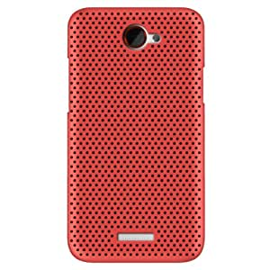 Katinkas - Funda rígida para HTC One S, color rojo