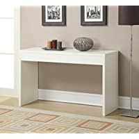 Convenience Concepts Northfield Hall Console Table, White