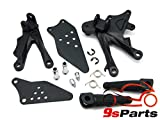 Best OEM Foot Rests - 9sparts OEM Replacement Passenger Front Foot Rest Pegs Review
