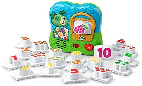 Leapfrog Scouts Countand Colors Band, Lf 19314K, Multi Color