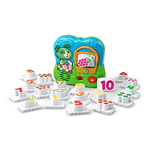 Set Songs Fun (LeapFrog Fridge Numbers Magnetic Set)