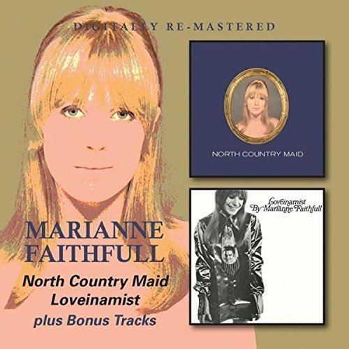 Marianne Faithfull - North Country Maid - Loveinamist - REMASTERED - 2CD - FLAC - 2016 - NBFLAC Download