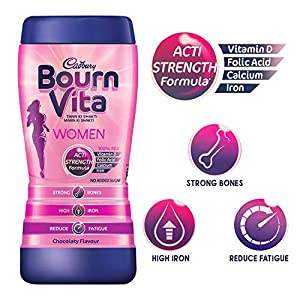 Bournvita Women's Health Drink in India 2020