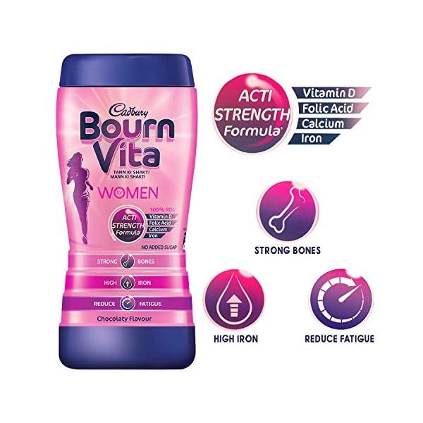 Bournvita Women's Health Drink in India 2020