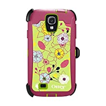 OtterBox Defender Series Case for Samsung Galaxy S4 - Retail Packaging - Graphics Eden