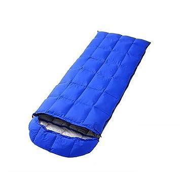 Saco De Dormir Adulto Doble Plegable Al Aire Libre Invierno Ligero Saco De Dormir Mantener Caliente