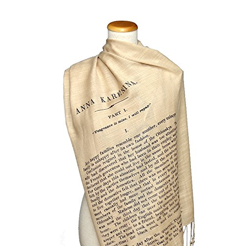 Anna Karenina shawl/scarf (English version)