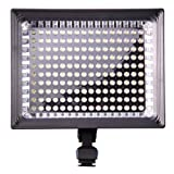 Kaavie - Professional & Improved Quality - High Brightness LED 160 LED Video Light + F750 Battery - Full LED Lights for Dslrs and Camcorders Canon - Nikon - Olympus - Sony - Panasonic - Pentax