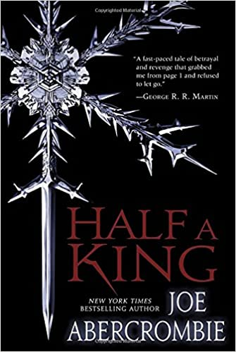 Image result for half a king