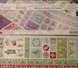 Jumbo Great Lengths Stickers: HOLIDAY GLOW
