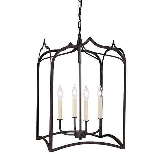Amazon.com: jvi diseños 3003 – Lámpara colgante de recibidor ...
