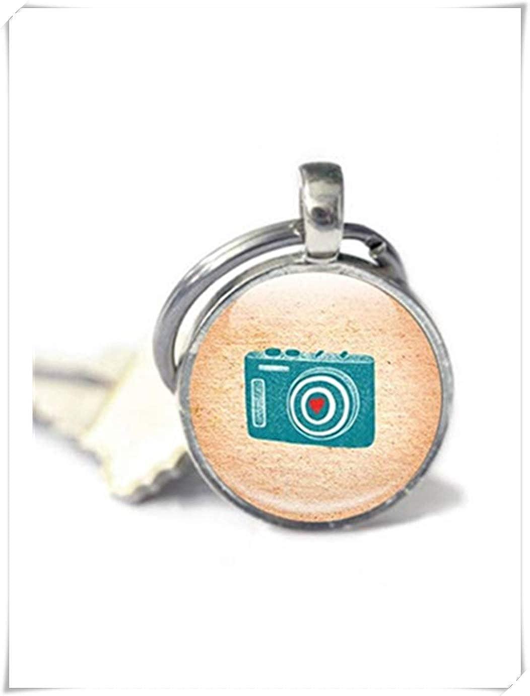 Heng Yuan - Llavero para cámara de fotógrafo con diseño de ...