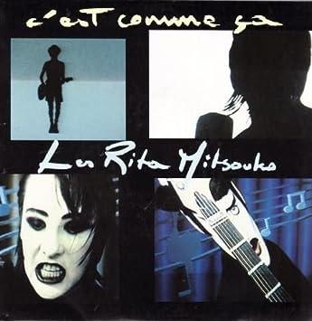 C'est comme ca Vinyl single : Les Rita Mitsouko: