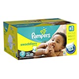 #10: Pampers Swaddlers Diapers Size 3, 162 Count