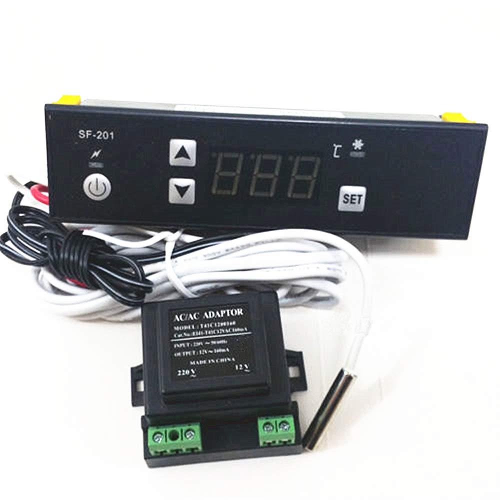 SF - 201 Display Gabinete Congelador Controlador de Temperatura ...