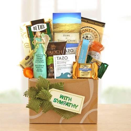 Hope in Times of Grief | Sympathy Gift Basket by Gifts to Impress