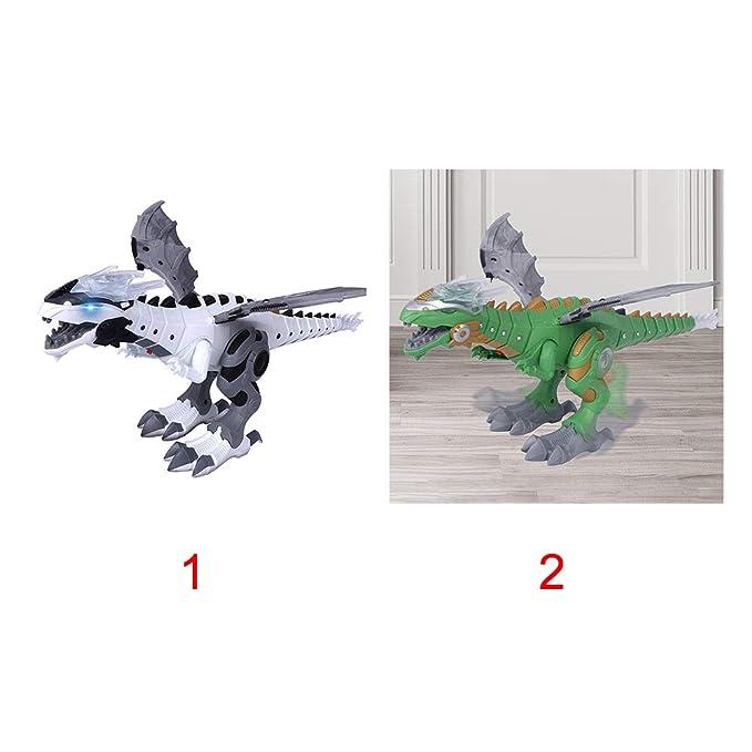 Bclaer72 - Robot electrónico para niños, Juguete de ...