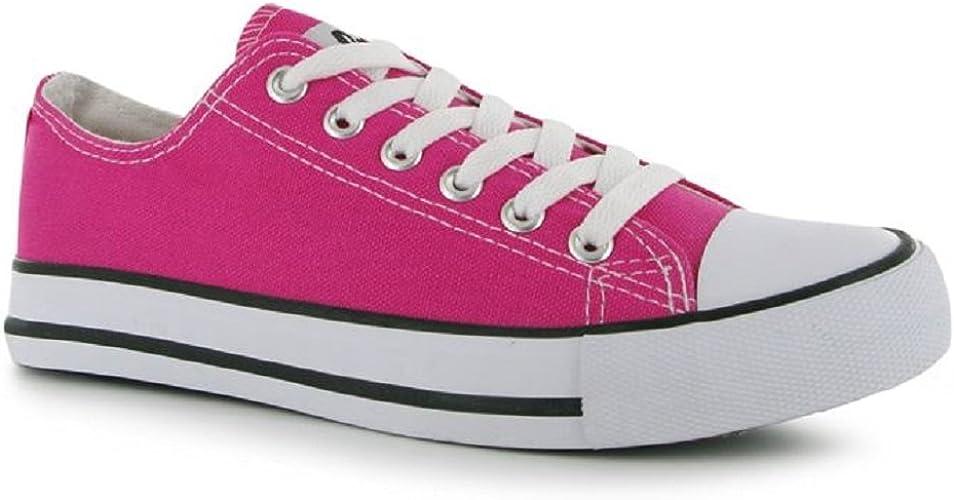 lee cooper canvas lo shoes mens