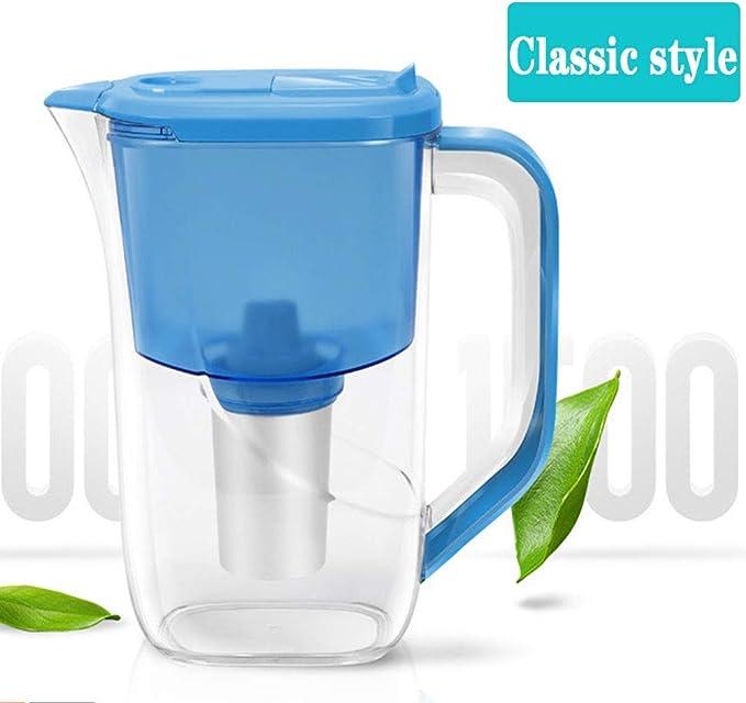 Filtro alcalina jarro de agua más alta del filtro de filtración ...