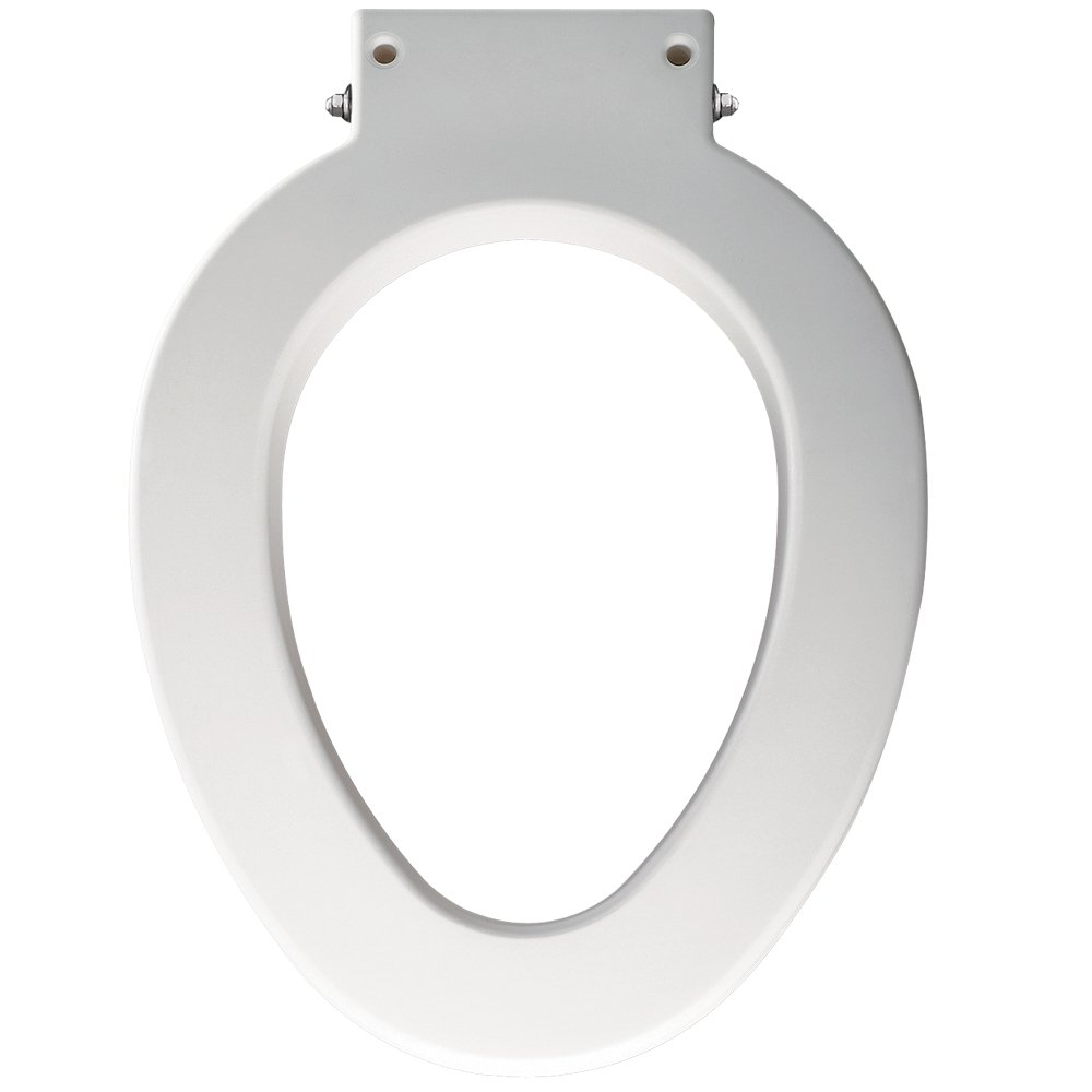 Bemis 4LE Medic-Aid 4-Inch Toilet Seat Lift Spacer, Elongated, White
