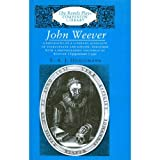 img - for John Weever (The Revels Plays Companion Library) book / textbook / text book