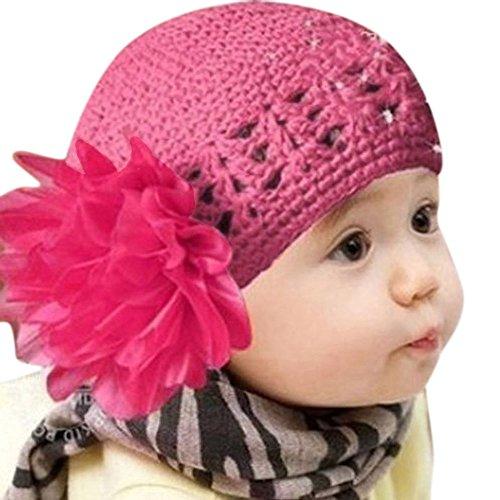 Baby Newborn Toddler Infant Cotton Knot Warm Hat Cap Beanie Boys Girls