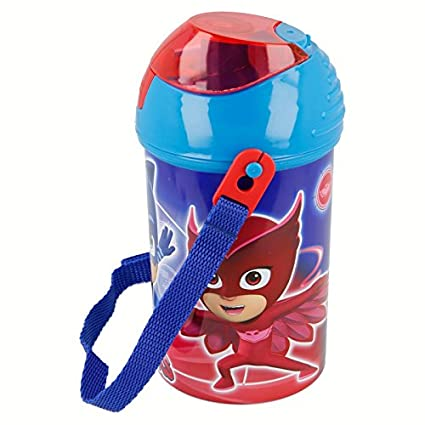 Stor Botella Robot Pop UP 450 ML. PJ Masks