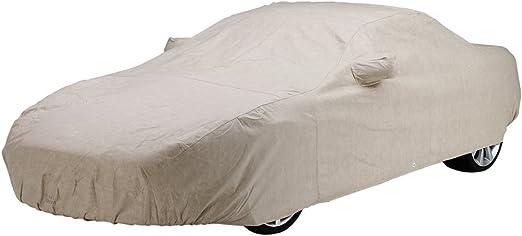 FS17498F5 Fleeced Satin Black Covercraft Custom Fit Car Cover for Select Audi TT Models