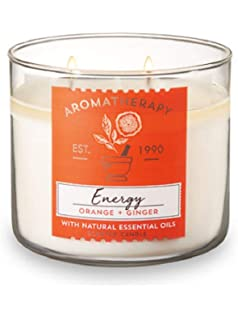 Amazon Com Bath Body Works 3 Wick Candle Relax Lavender