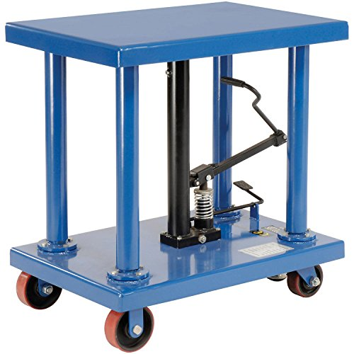 Work Positioning Post Lift Table - 2