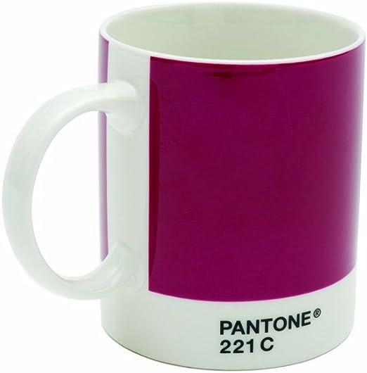 Amazon.com: Whitbread Wilkinson Pantone único Taza, Rosa ...