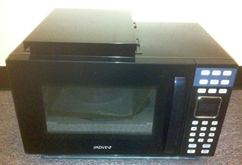 Advent Mw912b Black Built In Microwave Oven Specially